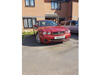 Jaguar x- Type 2008 Face lift Model 2.0D Manual 5 Speed 130 BHP