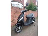 PIAGGIO ZIP 50cc 2008 - VERY CLEAN GENUINE FAMILY OWNED BIKE