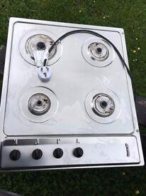 Smeg gas hob... missing rings £30 ono