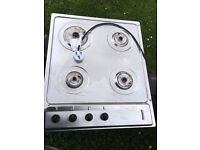 Smeg gas hob... missing rings £20 ono