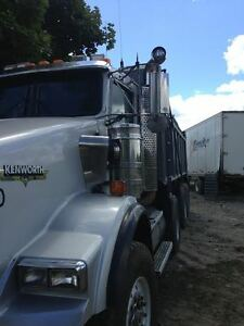2009 Dump TRI AXLE FOR SALE