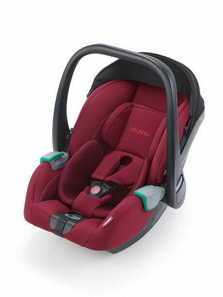 8050038141949 Car seat RECARO Avan Select Garnet Red