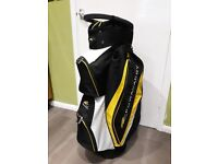 Powakaddy Lite Golf Cart / Trolley Bag - 14 Way Dividers - Only Used Once