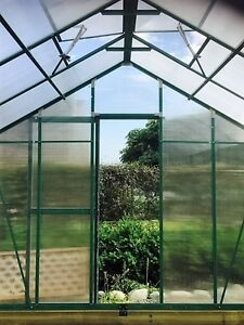 Brand New Aluminum Polycarbonate Greenhouses Downtown-West End Greater Vancouver Area image 5