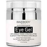 Baebody Eye Gel for Dark Circles Puffiness Wrinkles and Bags - The Most Effec...