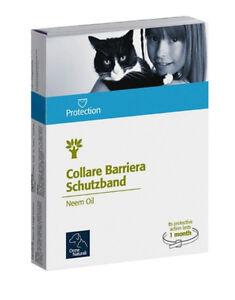 Collare repellente antiparassitario per gatti olio di neem - Olio di ruta repellente gatti ...