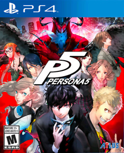 Looking for ps4 persona 5