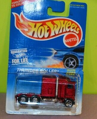 1996 Hot Wheels Thunder Roller #483
