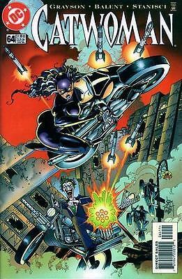 Catwoman Vol. 2 (1993-2001) #64