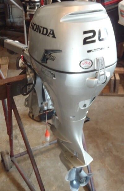 20hp Honda outboard 4stroke | in Liverpool, Merseyside | Gumtree