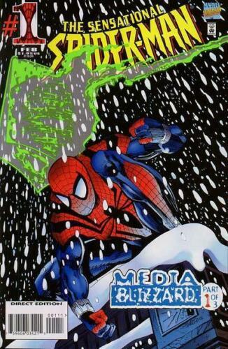 THE SENSATIONAL SPIDER-MAN (1996) #1-33 COMPLETE SET LOT FULL RUN CLONE SAGA