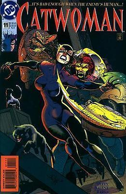 Catwoman Vol. 2 (1993-2001) #11