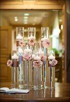 "24"" reversible glass vase for sale $11.99 wedding centrepiece"
