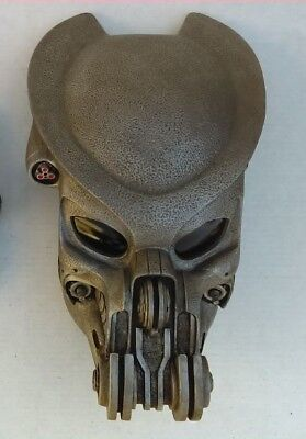 Life-size 1:1 CELTIC predator mask  (not sideshow original)