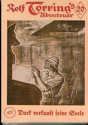 Rolf Torring 475 / Dark verkauft seine Seele / neuer Text / Ostwald Ausgabe