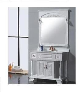 badezimmer antik m bel wohnen ebay. Black Bedroom Furniture Sets. Home Design Ideas