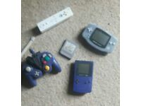 Wanted old Nintendo consoles/controllers/handheld consoles