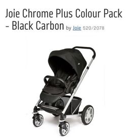 Joie pushchair and travel system