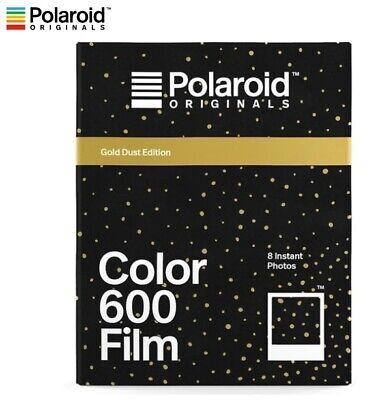 Polaroid Originals GOLD DUST Frame Color instant film 600 63