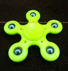 Fidget-Spinner-5-hands-Anti-Stress-Fun-Focus-Relieve-from-Anxiety-Autism