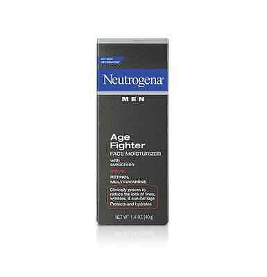 Neutrogena Men Age Fighter Face Moisturizer SPF 15-1.4 oz
