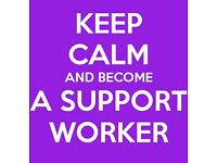 Flexible local Support Worker / Personal Assistant needed. Part time hours. Permanent.