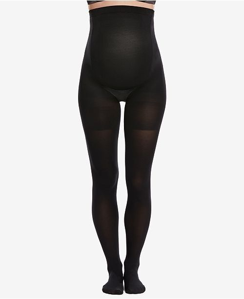 New SPANX Black Mama Tights size A