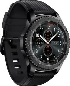 Samsung Gear S3 Frontier Smartwatch w/HR - like NEW IN BOX