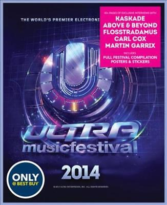 VARIOUS ARTISTS - ULTRA MUSIC FESTIVAL 2014 [ONLY @ BEST BUY] NEW (Best Ultra Music Festival)