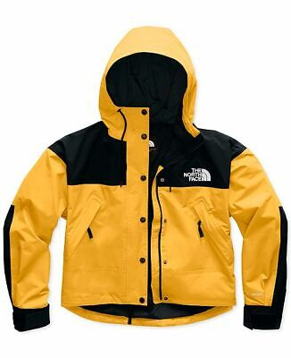 the north face REIGN ON JACKET YELLOW US WOMENS SIZES NF0A3XDC70M