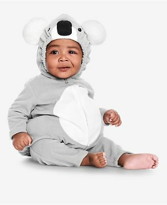 Koala Halloween Costume Baby (Carter's Halloween Costume, Baby Unisex, Little Koala, 12)