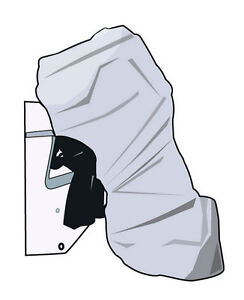 Sea Cover Outboard Full Engine Cover - Size Medium - 8 - 70 Hp - New - N57