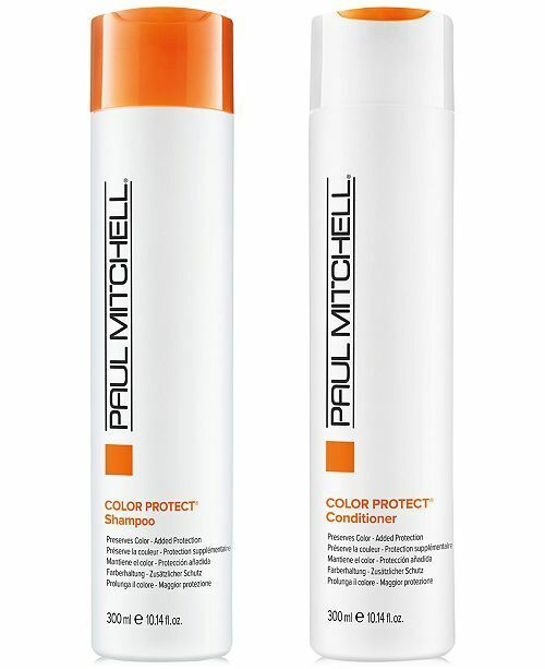 Paul Mitchell Color Protect Daily Shampoo, 10.14 oz, 2 Pack