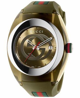 Gucci Sync XXL YA137106 Unisex Watch