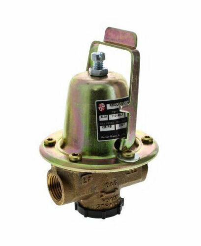 """1/2"""" FNPT 125 Psi Pressure Reducing Brass Valve  Bell and Gossett 110192LFM"""