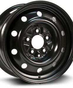 "Steel rims 16"" 5x105 bolt pattern"