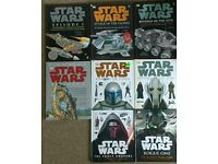 Collection of Star Wars Books