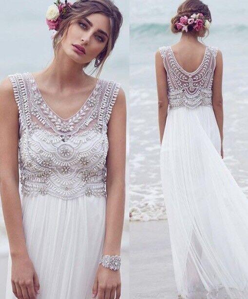 Bohemian Handmade Bridal Dress | in Torquay, Devon | Gumtree