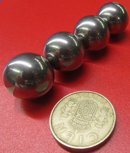 """304 Stainless Steel Ball 3/4"""" Dia,  5 pcs"""