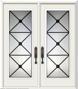 Glass Inserts ✰ Exterior Doors ✰ Steel Doors ✰ Fiberglass Doors