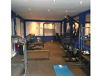 Personal Trainers working from own health studio