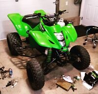 KFX 400 for sale or trade!