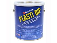 Plastidip paint