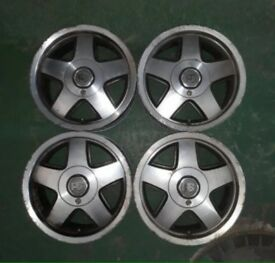 "Ford RS accesorry wheels alloys 15"" rs2000 escort"