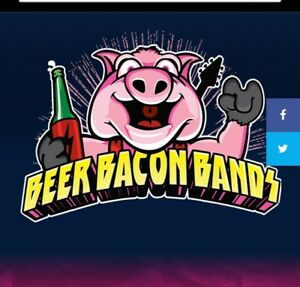 Looking for 2  Beer Bacon Bands tickets for Saturday in Regina