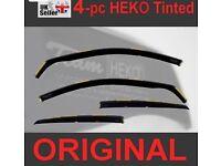 Audi A4 B7 Heko wind deflectors