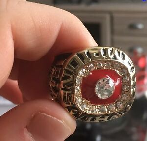 1973 Montreal Canadiens Stanley Cup Replica Ring