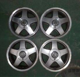 """Ford RS accesorry wheels alloys 15"""" rs2000 escort fiesta mondeo RS turbo xr3i xr2i xr3 xr2 rs1800"""