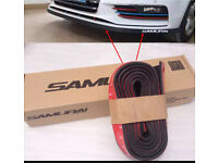 Front rear Splitter spoiler Audi BMW Mercedes Ford Vauxhall vw seat mini Volvo Toyota Fiat Subaru