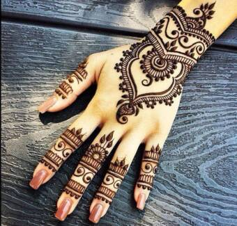 Henna Boutique Carina Heights Brisbane South East Preview